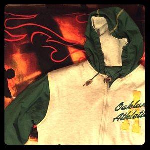 Starter vintage Oakland athletics jacket  80s 90s